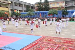 Annual Sports Day 2018 P-I