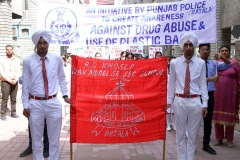 Awareness against Drugs Rally