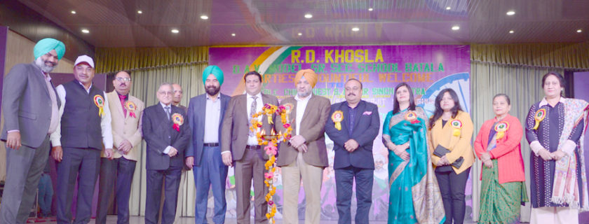 R.D. Khosla celebrated Annual Prize Day Function 2018 (Phase – I)