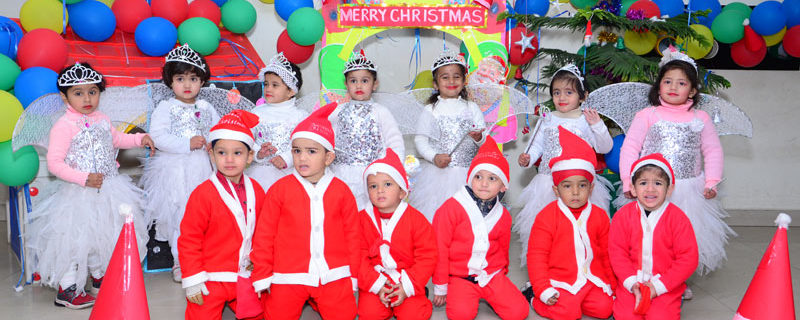R.D. Khosla School celebrates Christmas