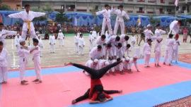 R.D. Khosla organised Annual Sports Day 2018 (Phase – I)