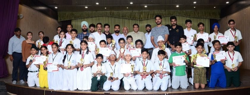 RD Khosla Chess Champions – Another Feather in School Achievements.