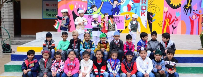 R.D.khosla celebrates Children's day into the Ocean of Ecstasy