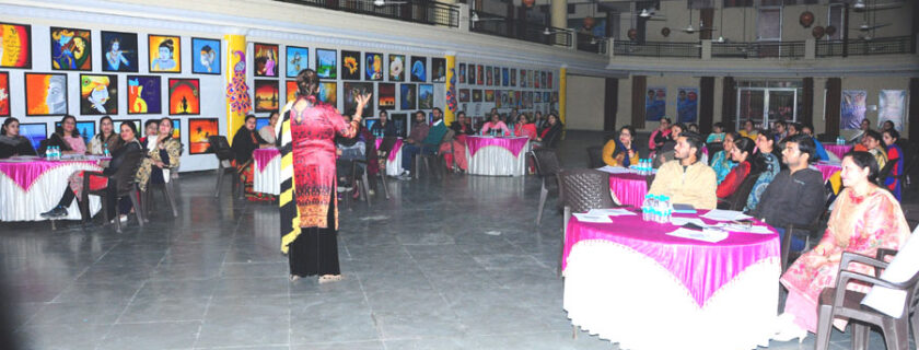CBSE Capacity Building Programme on Stress Management