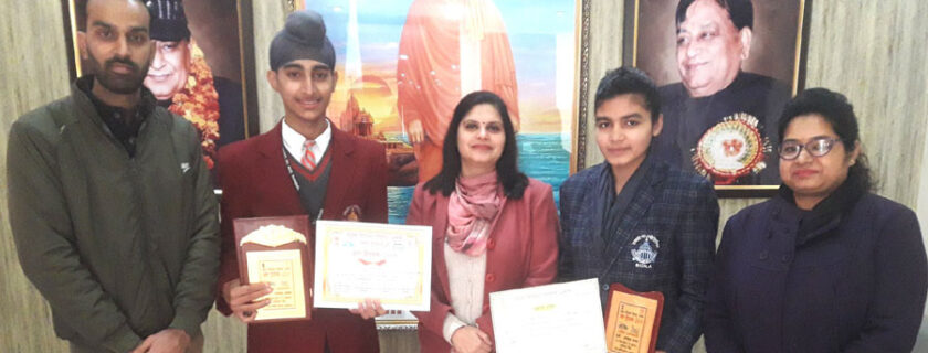 Harmandeep Singh makes headway to the National Level.