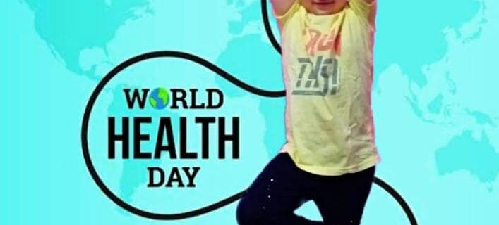 R.D.KHOSLA PRAYS HEALTHY LIFE FOR ALL ON WORLD HEALTH DAY -2021