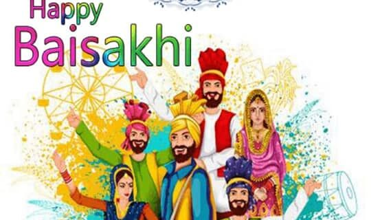 R.D. Khosla Has A Whale Of Time On The Festival Of Harvest – Happy Baisakhi