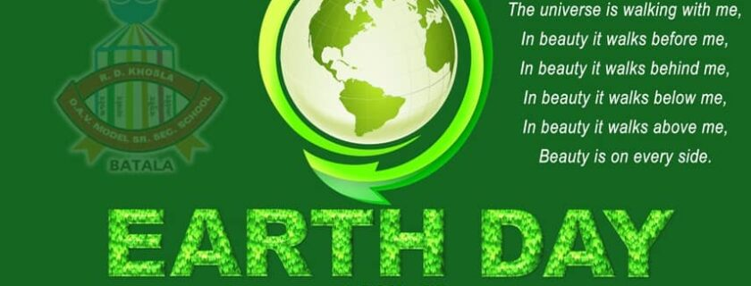 R.Dians Commemorate Earth Day To Foster All To Protect Mother Earth.