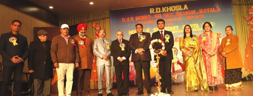 R.D. Khosla Celebrates 38th Annual Prize Distribution Function (Phase – II)